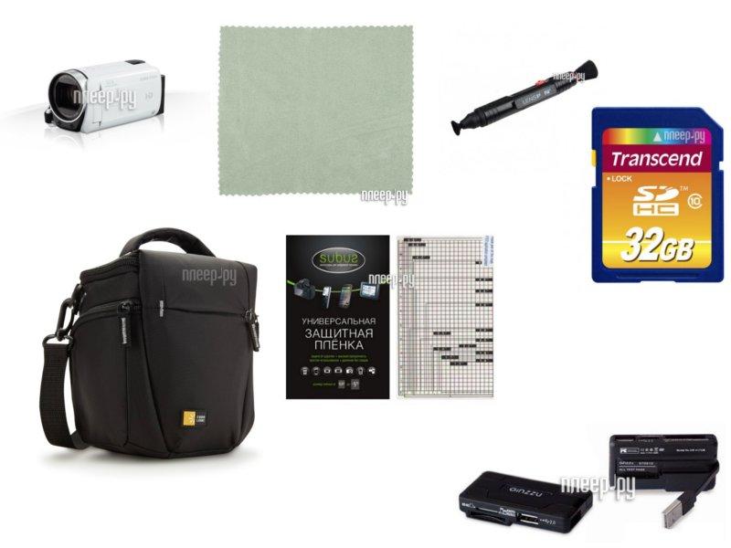 a0d01dc851c6 Купить Canon R606 Legria HF White Выгодный набор!!! по низкой цене в ...