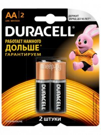 Фото AA - Duracell LR6-MN1500 (2 штуки)