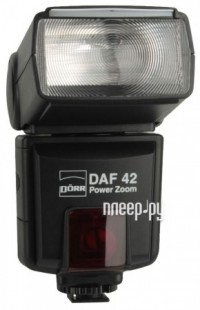 Вспышка Doerr D-AF-42 Power Zoom Flash Pentax (D371004)