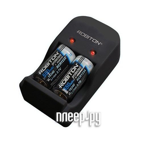 Зарядное устройство Robiton SmartRCR123 13024