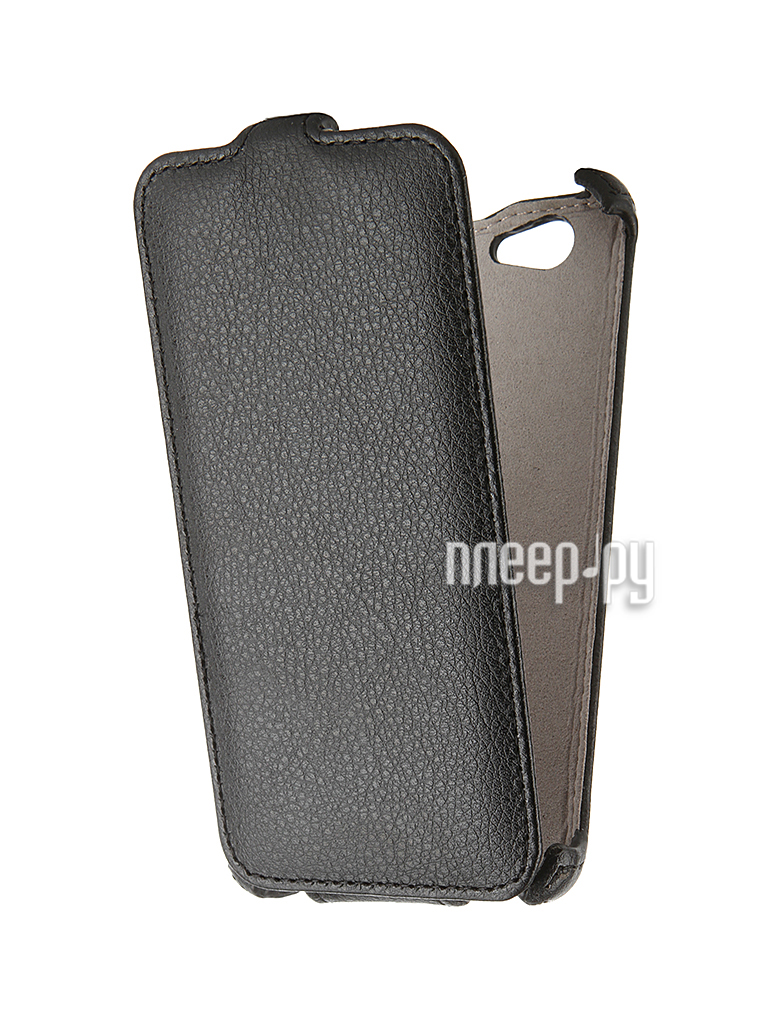 Аксессуар Чехол Micromax Q3001 Bolt Zibelino Classico Black ZCL-MCR-Q3001-BLK