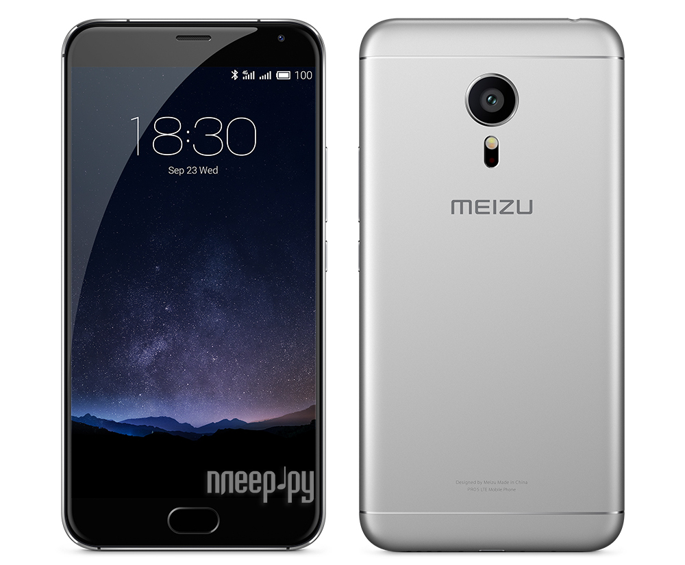 Сотовый телефон Meizu PRO 5 64Gb Black