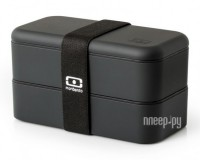 Ланч-бокс Monbento MB Original Black 1200 02 102