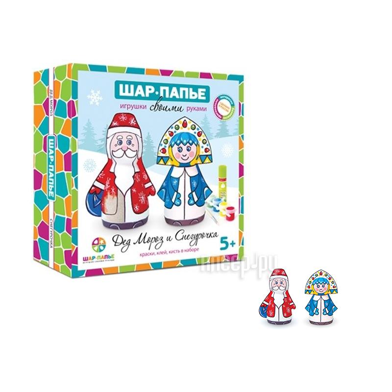 Набор Шар-папье Набор Дед Мороз и Снегурочка B1056765 / B0160611