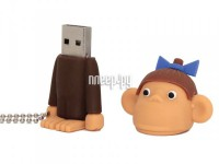 USB Flash Drive  8Gb - Iconik Обезьяна RB-MONKEY-8GB