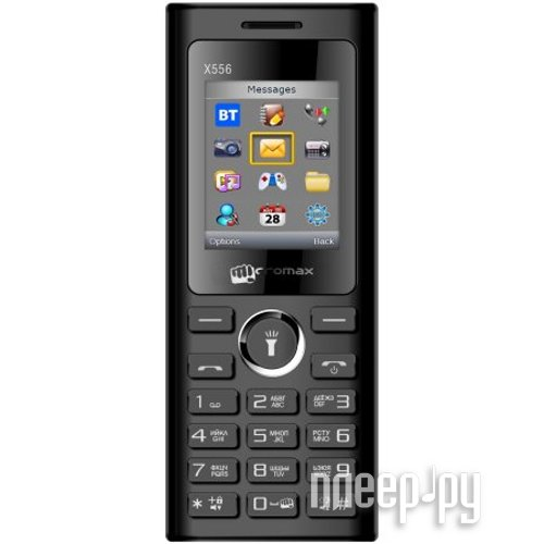Сотовый телефон Micromax X556 Black