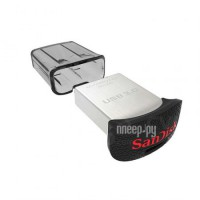 USB Flash Drive 128Gb - SanDisk Ultra Fit SDCZ43-128G-G46 / SDCZ43-128G-GAM46