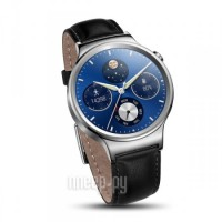 Умные часы Huawei Mercury G00 Watch Classic Leather Silver
