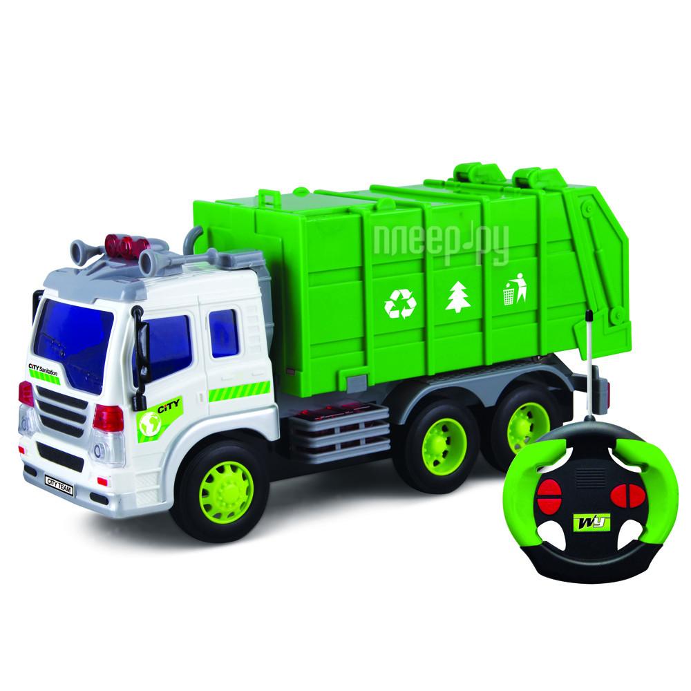 Машина мусоровоз игрушка купить