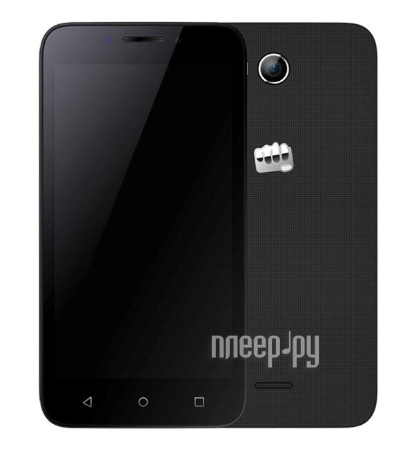 Сотовый телефон Micromax Bolt Q379 Black