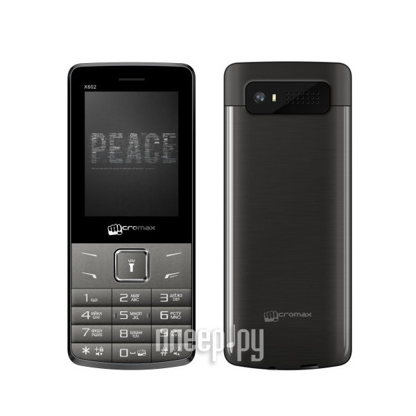 Сотовый телефон Micromax X602