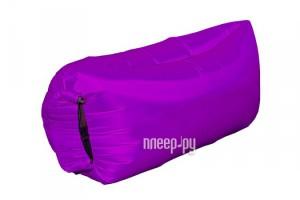 Надувной матрас Удачный сезон 220x70cm Purple (Ламзак, Air-meshok, Диван Биван)