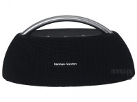Фото Harman Kardon Go + Play Wireless Mini Black HKGOPLAYMINIBLKEU