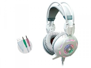 Фото A4Tech Bloody G300 White