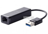 Фото Dell USB 3.0 to Ethernet Adapter 470-ABBT