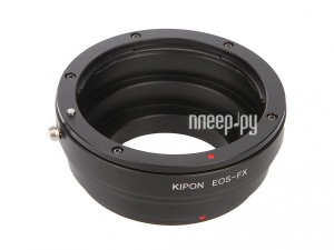 Фото Kipon Adapter Ring Canon EOS - Fuji X / EOS-FX