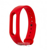 Aксессуар Ремешок Apres for Xiaomi Mi Band 2 Red