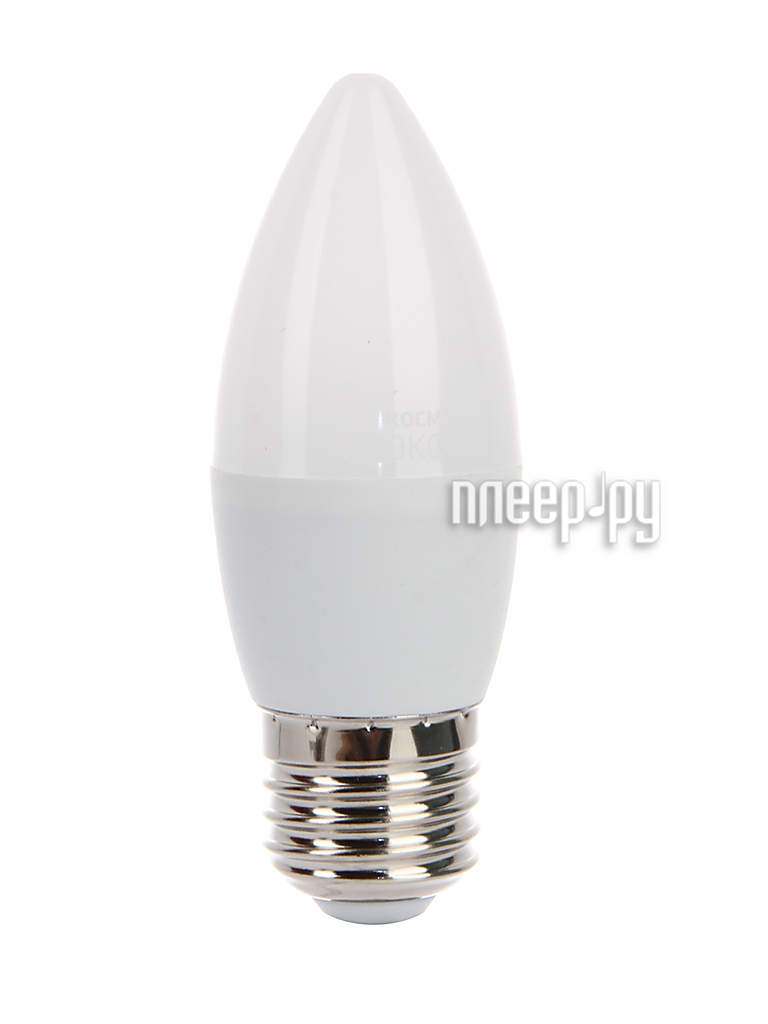 Лампочка Космос Экономик LED CN 6.5W 220V E27 3000K LkecLED6.5wCNE2730