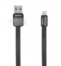 Фото Remax USB Type-C Platinum RC-044a 1m Black 14534