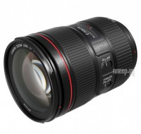 Объектив Canon EF 24-105 mm F/4.0 L IS II USM