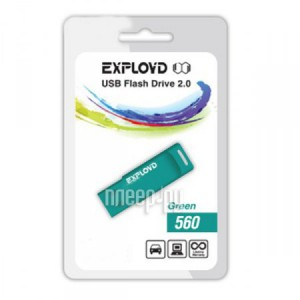 Фото 4Gb - Exployd 560 Green EX-4GB-560-Green