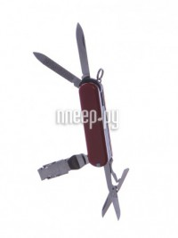Фото Victorinox NailClip 580 0.6463 Red