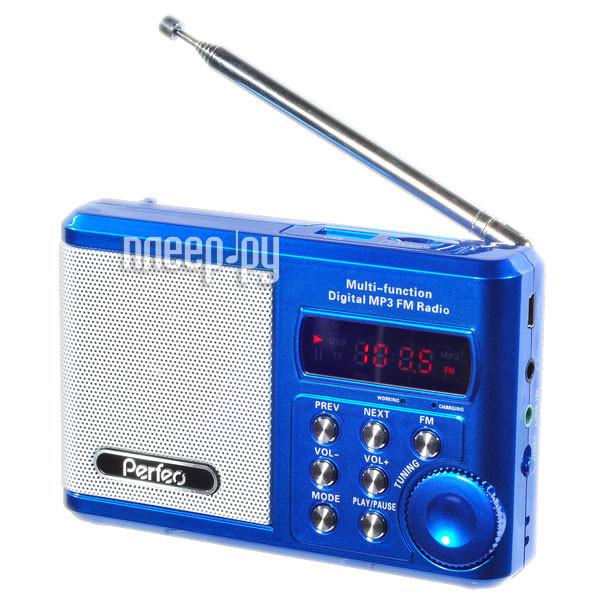 Радиоприемник Perfeo PF-SV922BLU Blue