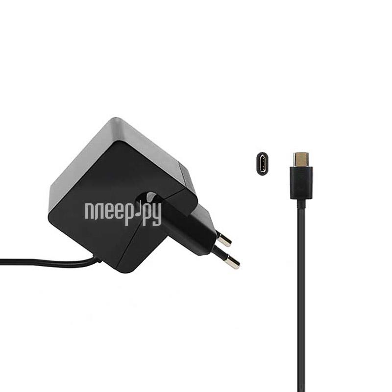 Зарядное устройство Robiton USB2400/Type C Black 13777