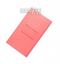 Аксессуар Чехол Xiaomi Silicone Case for Power Bank 20000 Pink
