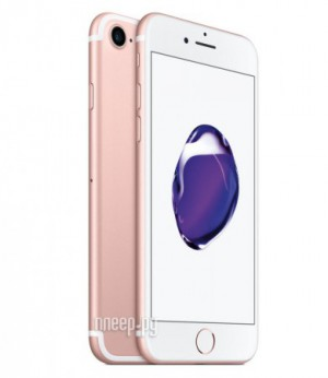 Фото APPLE iPhone 7 - 32Gb Rose Gold MN912RU/A