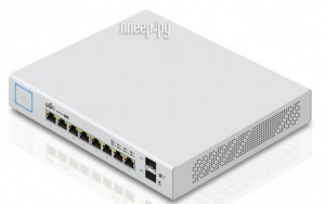 Фото Коммутатор Ubiquiti UniFi Switch US-8-150W