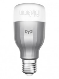 Фото Xiaomi Yeelight Smart Led Bulb Color Silver GPX4002RT / YLDP02YL