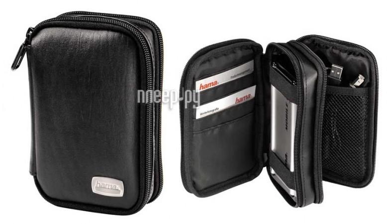 Обзор товара Чехол HDD Hama case Premium 84111 Black.
