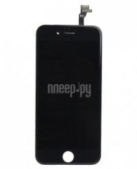 Фото Monitor LCD for iPhone 6 Black (модуль в сборе)