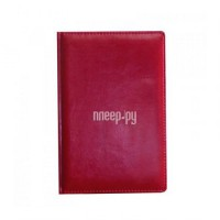 Ежедневник Attache Nebraska 137x203mm Bordeaux