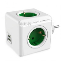 Фото Разветвитель Allocacoc Original USB DE Green 1202GN/DEOUPC