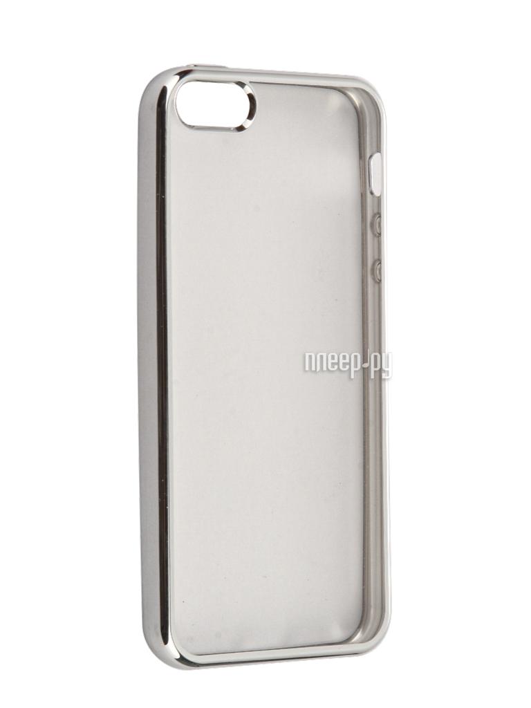 IBox Blaze APPLE IPhone 5 5S SE Silver