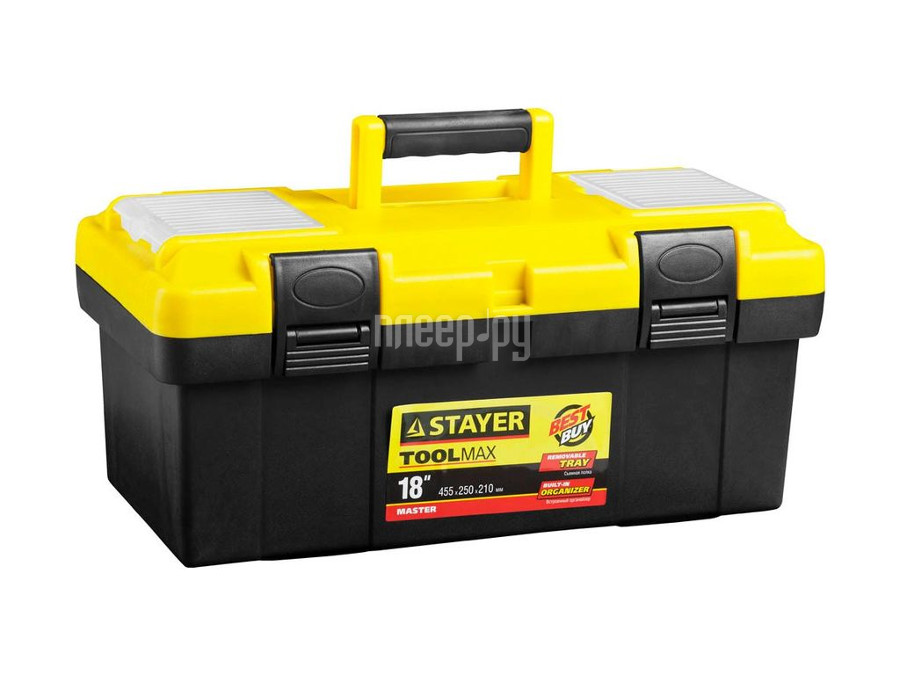 ящик дл¤ инструментов Tayg є9 29x17x12.7cm 109003 - фото 11
