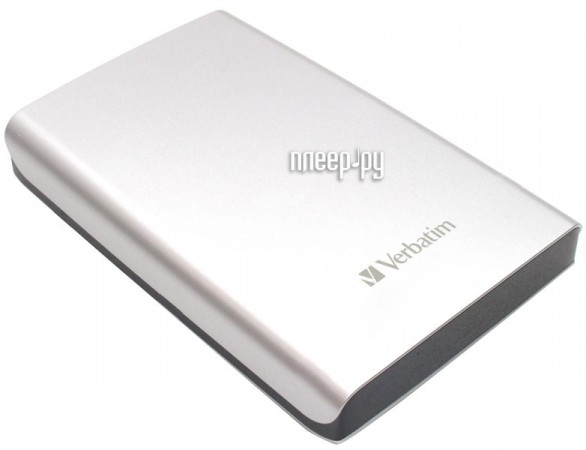 Жесткий диск Verbatim Store n Go 500Gb Silver 53021 USB 3.0