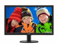 Фото Philips 243V5QHABA/00 Black