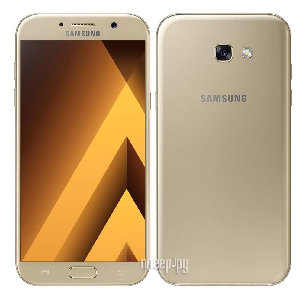 57quot Смартфон Samsung SMA720F Galaxy A7 2017 32 ГБ
