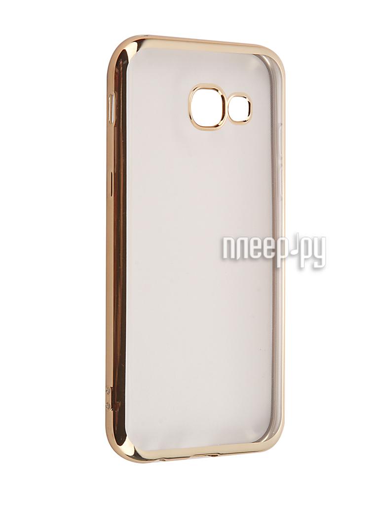 Samsung Galaxy A5 2017 Ibox Blaze Gold Frame