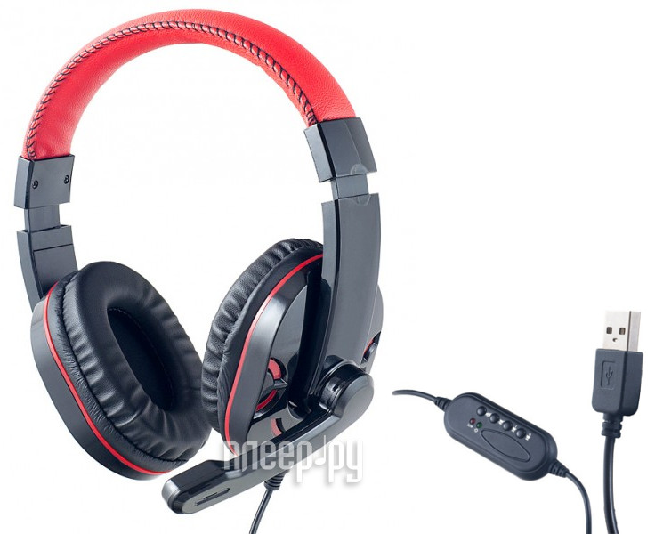 Perfeo Swat Black-Red PF-SWT-BLK/RED