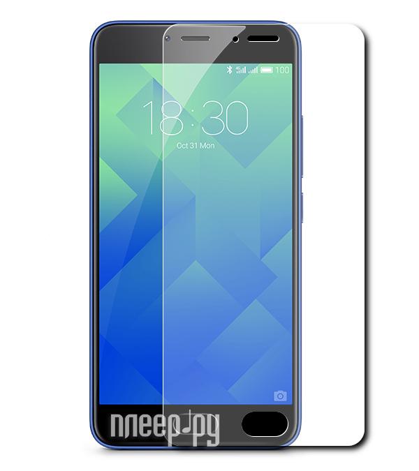 Аксессуар Чехол Meizu M5 Note/Meilan Note 5 Snoogy Creative Silicone 0.3mm Black