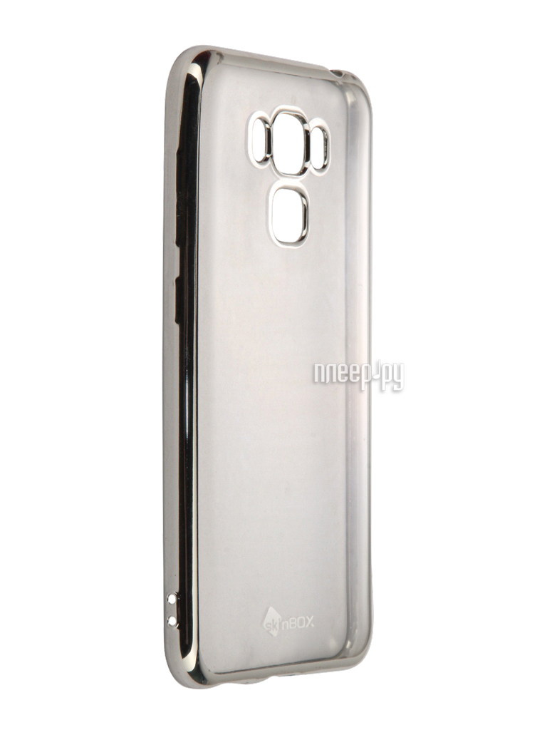 Чехол ASUS ZenFone 3 Max ZC553KL With Love. Moscow Silicone Cacti 7212