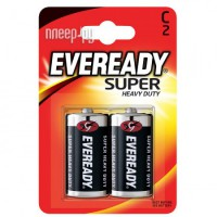 Фото C - Energizer Eveready Super R14 Ni-MH (2 штуки) E301155900 / 11644
