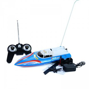 Игрушка Mioshi Tech Катер Молния-X24 MTE1205-016