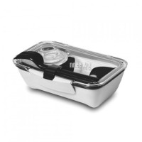 Ланч-бокс Black+Blum Bento Box Black-White BT008