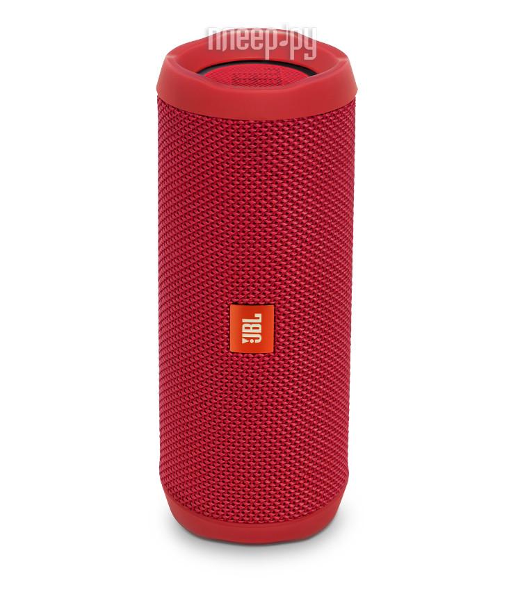 46c9f60c8cc0 Купить JBL Flip 4 Red по низкой цене в Москве