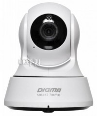 IP камера Digma DiVision 200 White